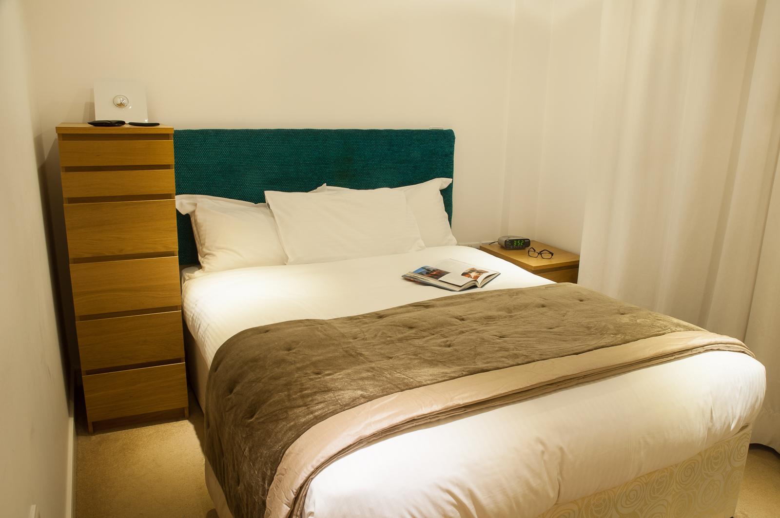 Steward Street - bedroom