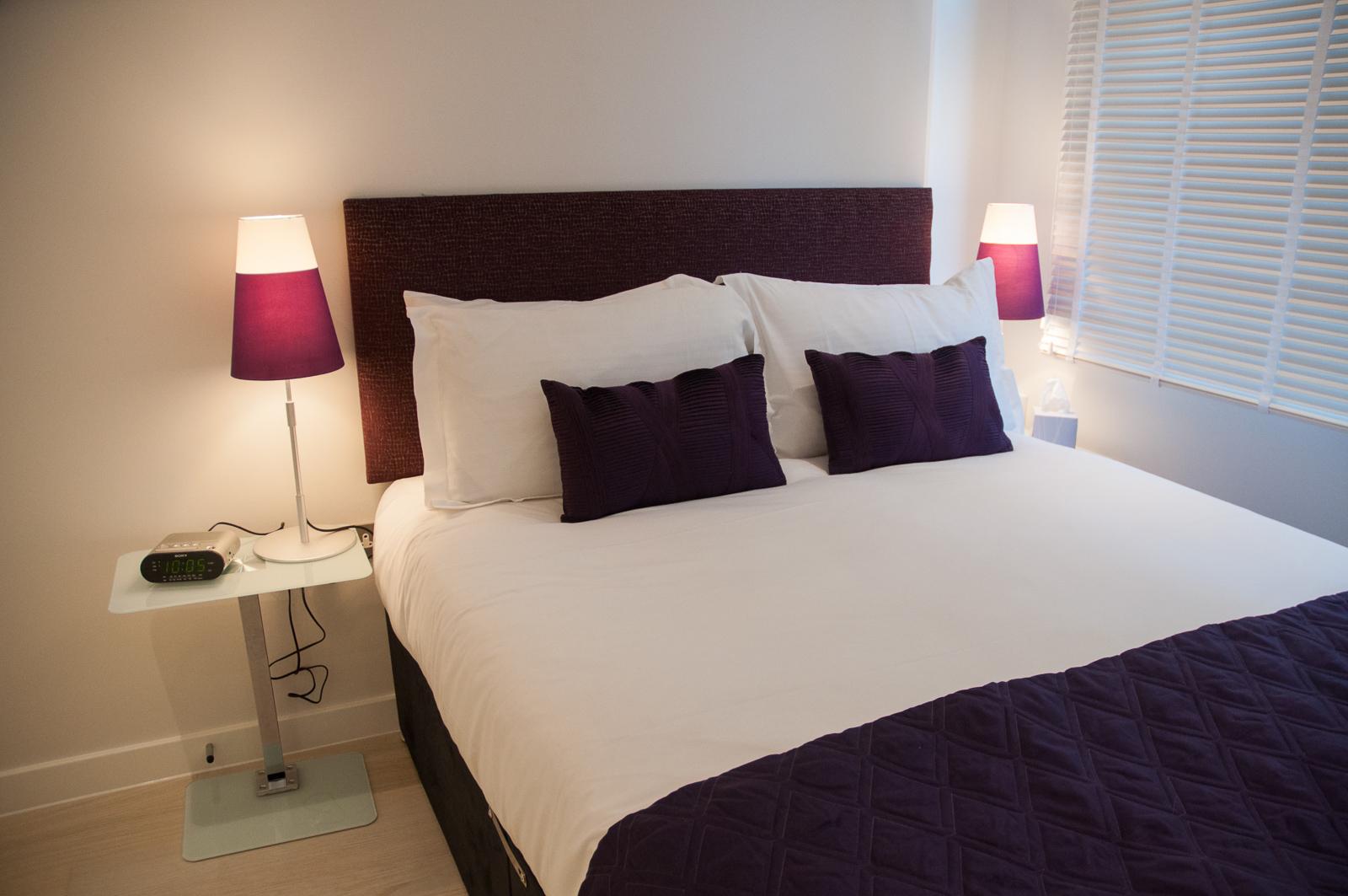 West Street bedroom